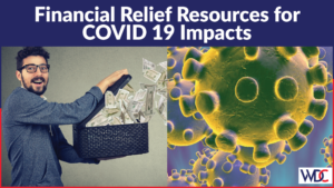 Financial Relief and Resources for COVID-19
